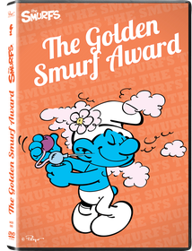 Smurfs Season 3: The Golden Smurf Award (DVD)