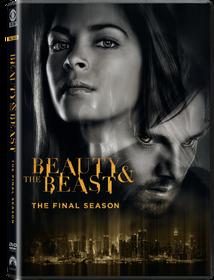 Beauty & The Beast Season 4 (Final Season) (DVD)