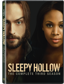 Sleepy Hollow Season 3 (DVD)