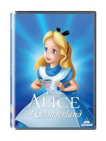 Alice In Wonderland SE - Classics (DVD)