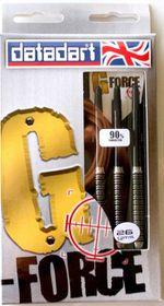 Datadart G Force - 80% Nickle Tungsten Darts - 22g