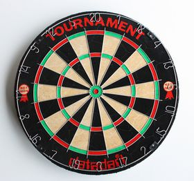Datadart Tournament Bristle Dartboards - Round Wire