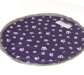 Practical And Portable Storage Bag For Kids Toys - Violet