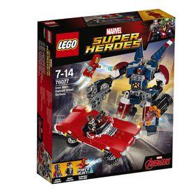 LEGO® Super Heroes - Iron Man: Detroit Steel Strikes 76077
