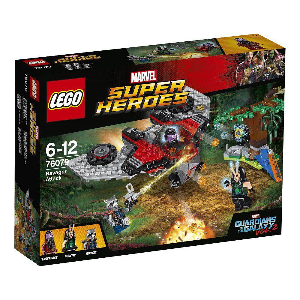 lego marvel super heroes lego u00ae marvel 76079 - guardians of the galaxy