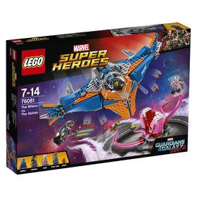 LEGO Marvel 76081 - Guardians of the Galaxy - Milano Vs. Abilisk