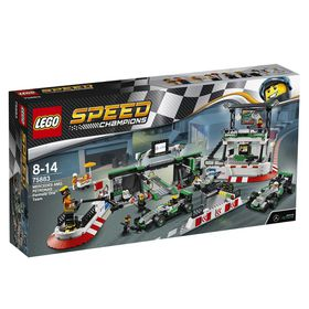 LEGO® Speed Champions - Mercedes Amg Petronas Formula One Team