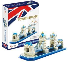 Cubic Fun Tower Bridge UK - 52 Piece