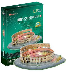 Cubic FunThe Colosseum Italy - 185 Piece