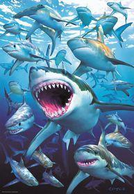 Educa Shark Club - 500 Piece