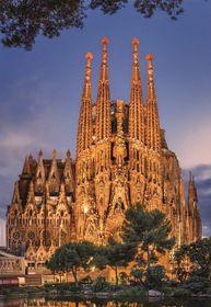 Educa Sagrada Familia - 1000 Piece