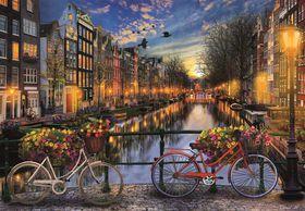 Educa Amsterdam - 2000 Piece