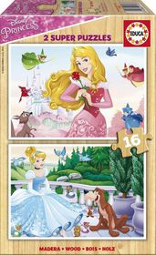 Educa Disney Princesses - 2x16 Piece