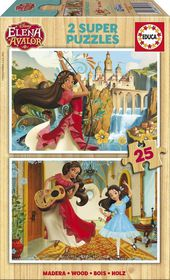 Educa Elena of Avalor - 2x25 Piece