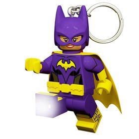 Lego Batman Movie - Batgirl Key Chain Light
