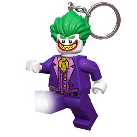 Lego Batman Movie - Joker Key Chain Light