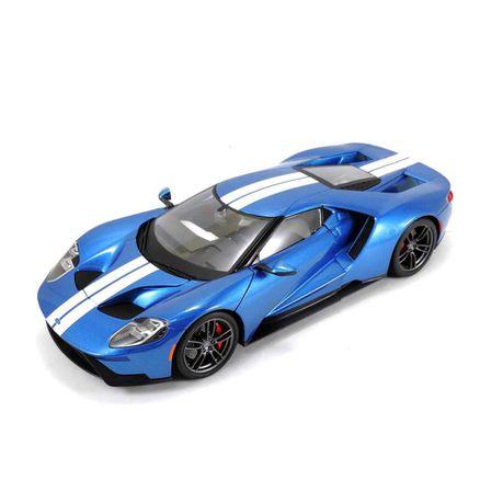 Maisto   Ford Gt  Blue