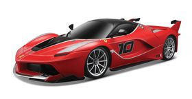 Maisto 1/14 R/C Ferrari FXX K with Alkaline batteries - Red
