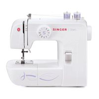 Singer Start 1306 Aluminium Cast Sewing machine