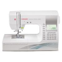 Singer Stylist 9960 Electronic Sewing Machine