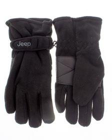 Jeep Polar Fleece Gloves - S/M