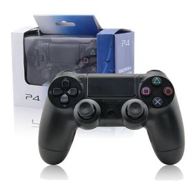 P4 Branded Wired Controller Gamepad, Joypad Compatible with PS4 Console