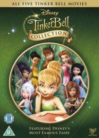 Tinkerbell 1-5 (DVD)