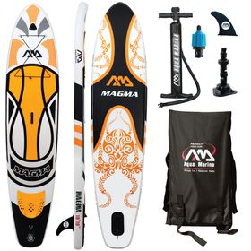 "Aqua Marina MAGMA 10'10"" Stand Up Paddle Board"