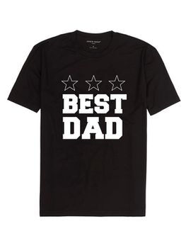 Best Dad Men's T-Shirt - Black