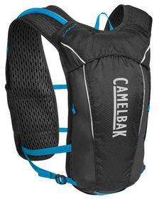 Camelbak Circuit Hydration Vest 1.5lt - Black & Atomic Blue