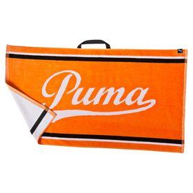 Puma Tour Jacquard Towel - Orange