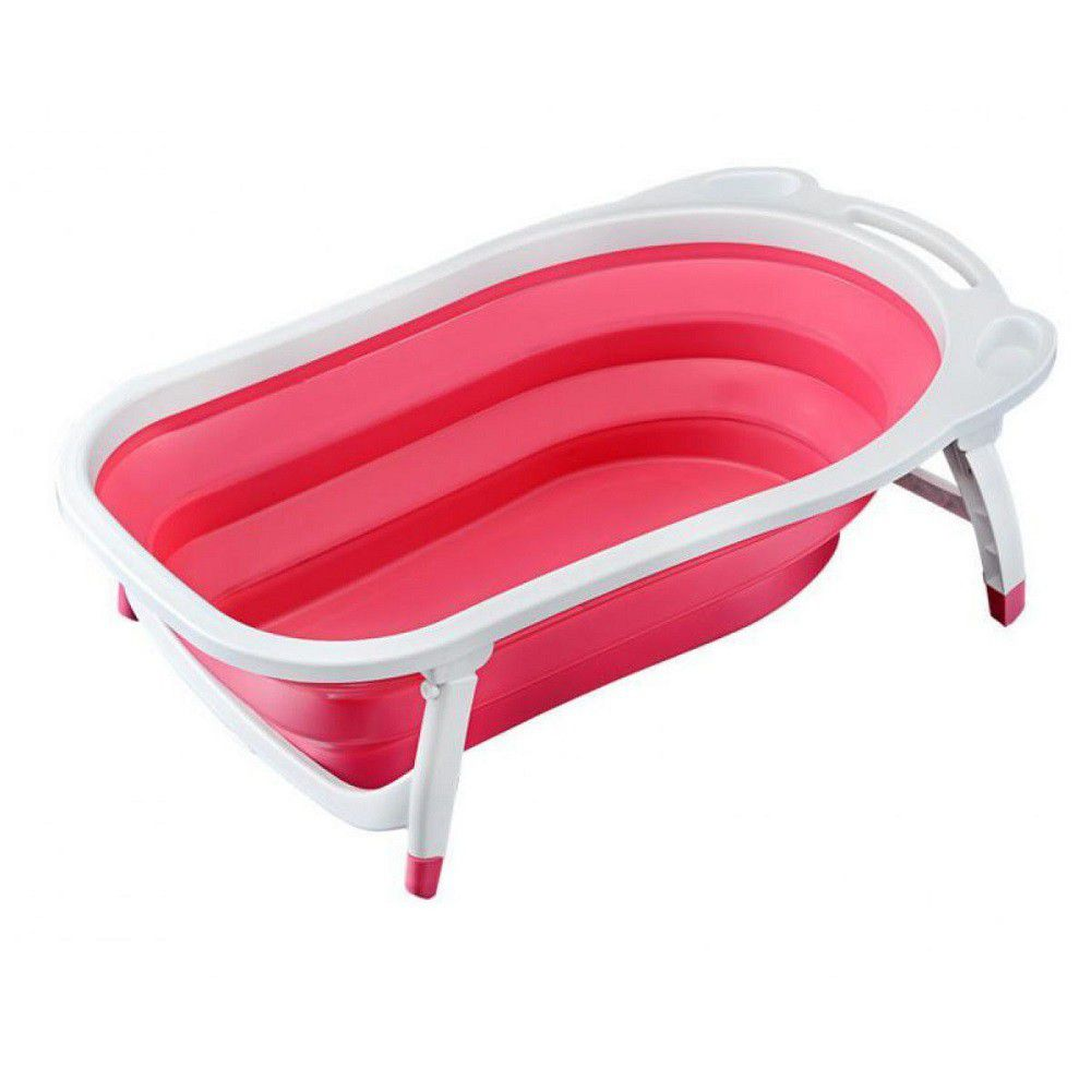 Nuovo - Folding Baby Bath - Pink | Buy Online in South Africa ...