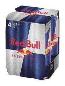 Red Bull - 4 x 250ml