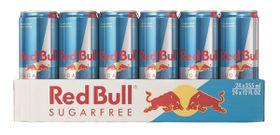 Red Bull - Sugar Free - 24 x 355ml