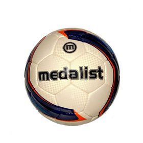 Medalist Vega Soccer Ball Size 5 - Blue/Orange