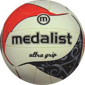 Medalist Ultra Grip Netball (Size:4)
