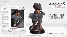 Assassin's Creed: Legacy Collection Aveline De Grandpre Bust Figure (Parallel Import)
