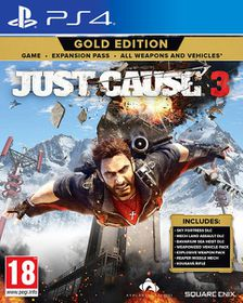 Just Cause 3: Gold Edition (PS4)
