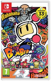 Super Bomberman Nintendo Switch - Games
