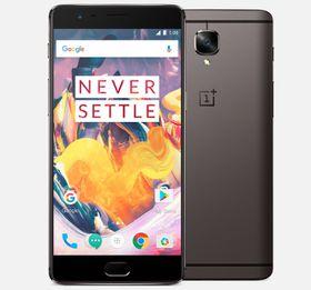 OnePlus 3T DualSim 64GB LTE - Gunmetal Grey