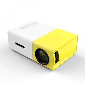 Portable YG300 Mini LED Projector