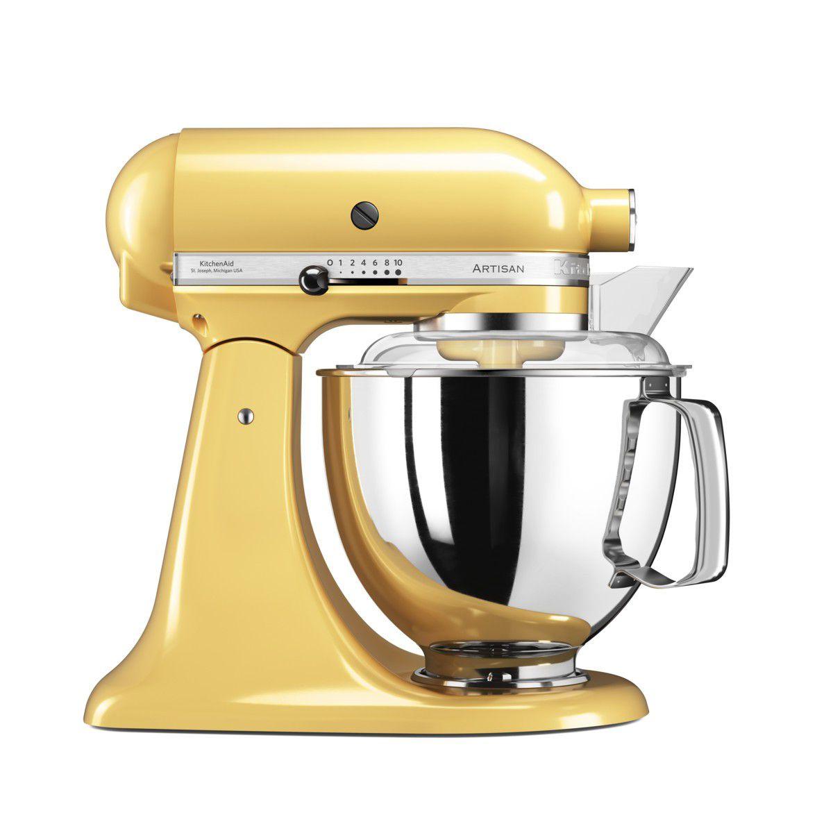 Kitchenaid 4 8 Litre Stand Mixer Majestic Yellow