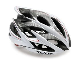 Rudy Project Windmax Helmet L - White/Silver-Shiny
