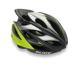 Rudy Project Windmax Helmet L - Graphite/Matte Lime Fluo