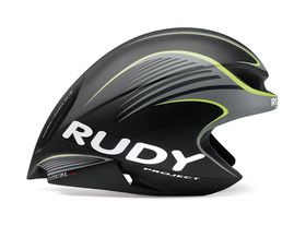 Rudy Project Wing 57 Helmet L - Black/Matte Yellow Fluo