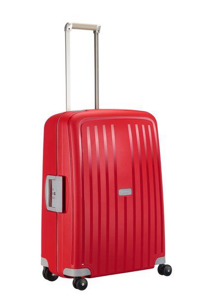 Samsonite Macer Spinner 69cm - Vivid Red