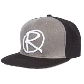 Rampworx - Rampworx Snapbacks - Grey/Black/White