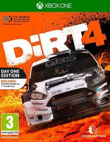 Dirt 4 (XboxOne)