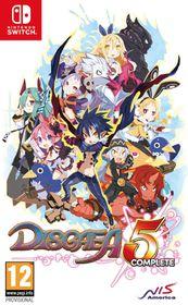 Disgaea 5 Complete (Nintendo Switch)