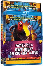 Free Birds (Blu-ray + DVD)